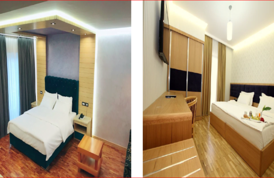 Hotel for rent in Tirana, Albania (1km from the Skanderbeg Square)!
