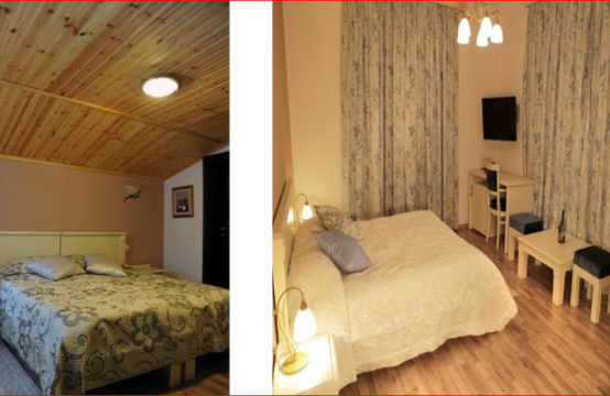 Hotel for rent in Tirana, Albania (1 km from the Skanderbeg Square)!
